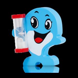Таймер для чистки зубов «Дельфинчик Бабл».